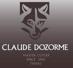 Claude Dozorme brand logo