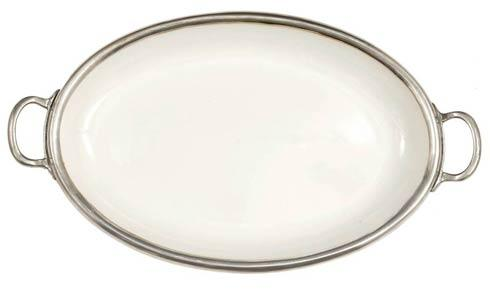 $294.00 Large Oval Tray