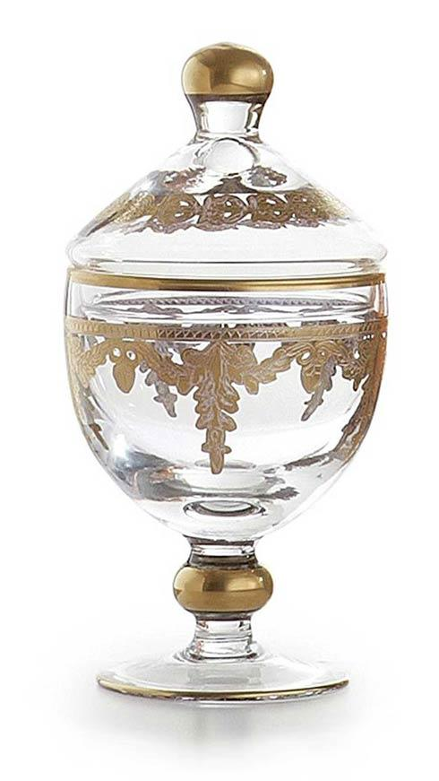 $169.00 Gold Small Canister