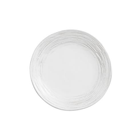 $38.00 White Salad Plate