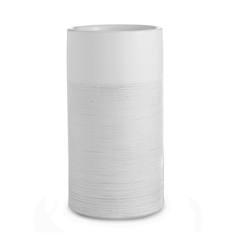 $262.00 White Tall Vase