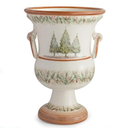 $450.00 Footed Planter