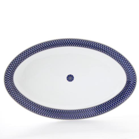 $495.00 Oval platter large