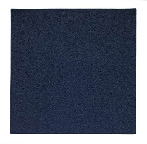 """$149.00 Navy 15"""" Square Mat - Pack of 6"""