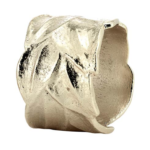 $36.00 Silver Napkin Ring - Pack of 4