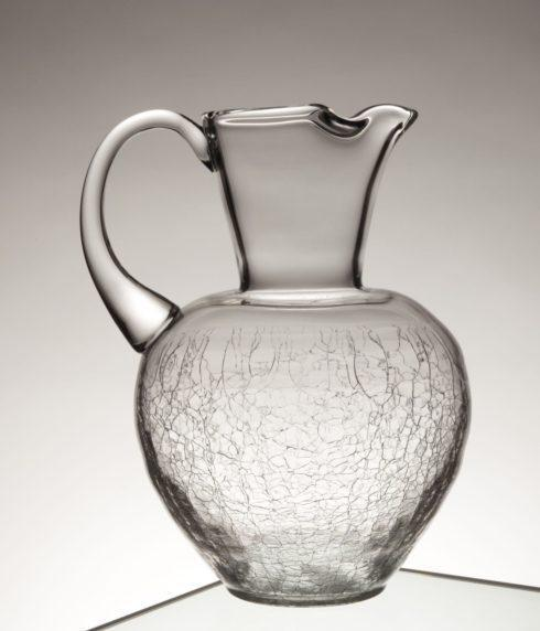 $65.00 Crackle Pitcher