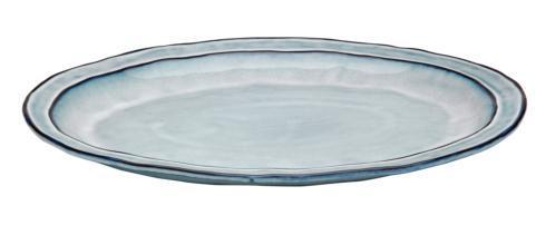 $70.50 Oval Platter, Blue (1)