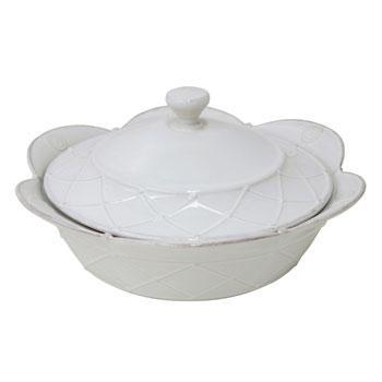 $114.50 Round Covered Casserole