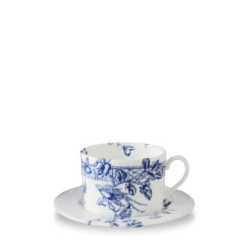 $35.00 Handled Cup and Saucer