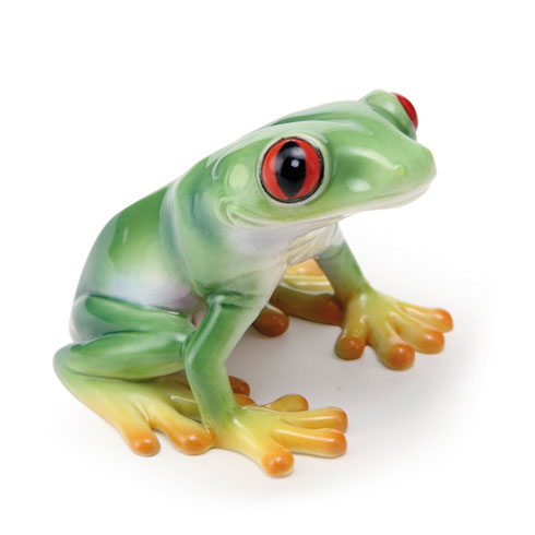 $53.00 Figurine, Poison-arrow frog