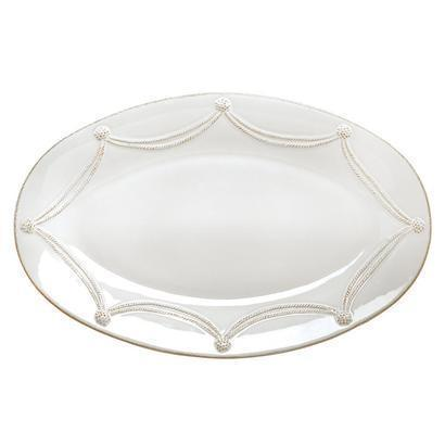 """$125.00 18"""" Oval Platter"""