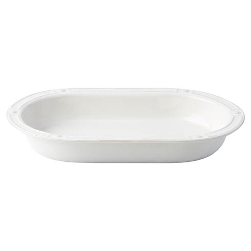 "$88.00 French Panel 17"" Oval Baker"