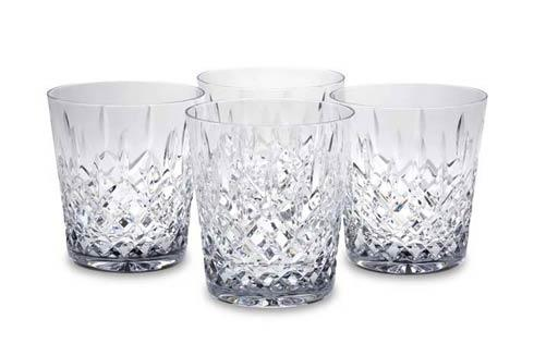 $100.00 DOF Glass, Set of 4