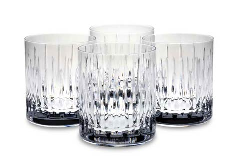 $80.00 DOF Glass, Set of 4