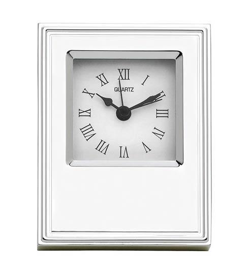 $60.00 Classic Clock (Silverplate)