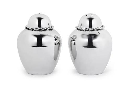 $80.00 Salt & Pepper Set w/ Braided Wire
