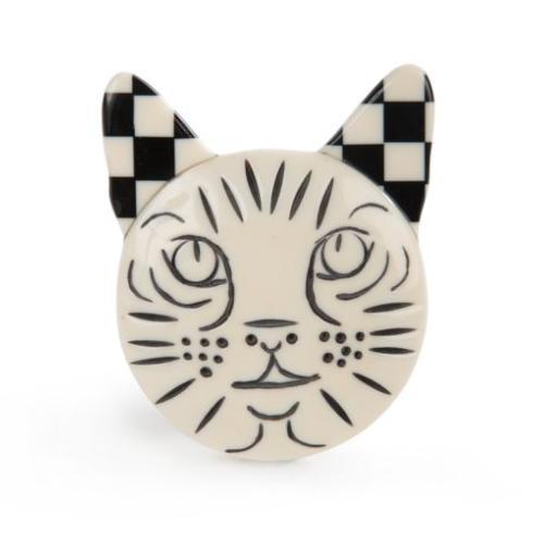 $30.00 Cat Knob