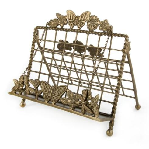 $150.00 Butterfly Cookbook Stand