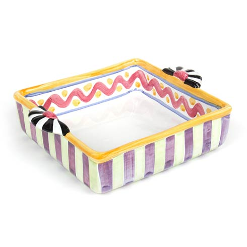 "$125.00 8"" Square Baking Dish"