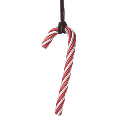 $19.00 Twist Candy Cane- Red