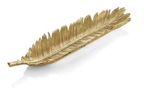 $130.00 Sago Palm Bread Plate