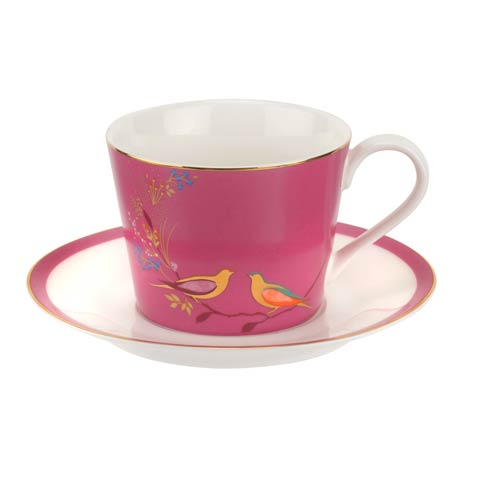 $19.99 Tea Cup & Saucer - Pink