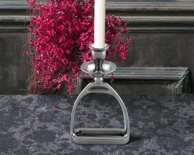 $45.00 Candlestick- Equestrain Stirrip