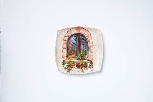 $148.00 Closed Window Wall Plate