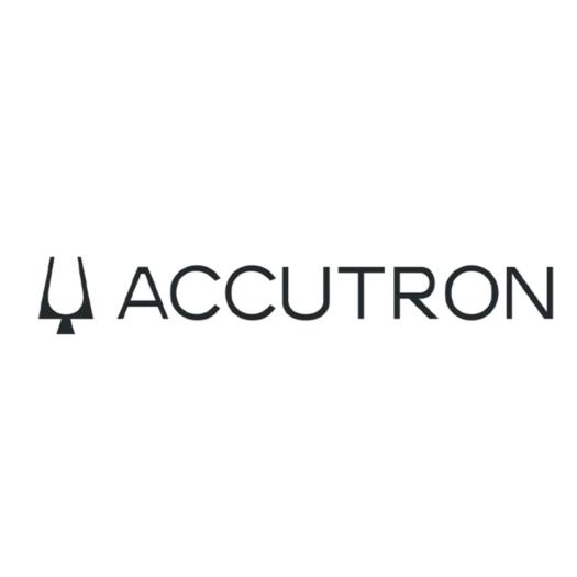 Accutron brand logo