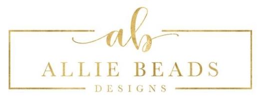 Allie Beads brand logo