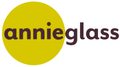 Annieglass brand logo