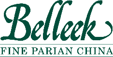 Belleek brand logo