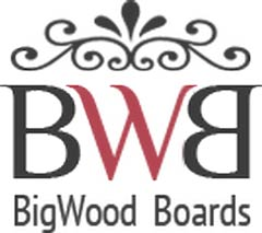 BigWood Boards brand logo
