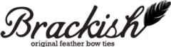 Brackish Bow Ties logo