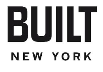 Built brand logo