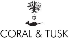 Coral and Tusk brand logo