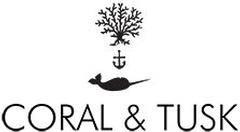 Coral and Tusk logo