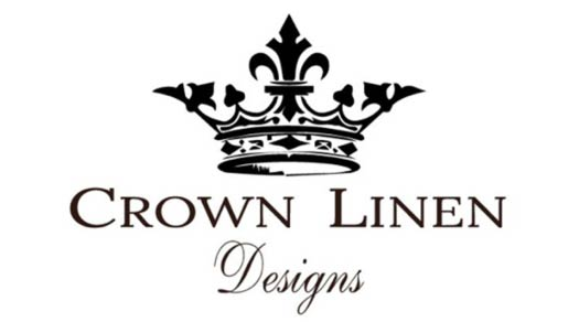 Crown Linen Designs brand logo
