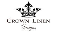 Crown Linen Designs brand logo