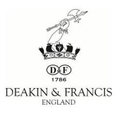 Deakin and Francis logo