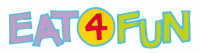 Eat 4 Fun brand logo