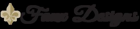 Faux Designs brand logo