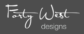 Forty West Designs brand logo