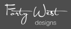 Forty West Designs logo