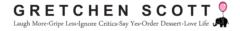 Gretchen Scott Designs brand logo