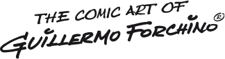 Guillermo Forchino brand logo