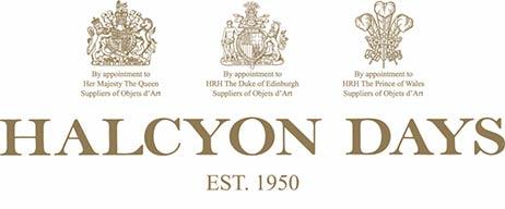 Halcyon Days Enamels brand logo