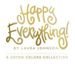 Happy Everything by Coton Colors logo