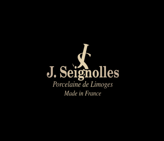 J. Seignolles Porcelaine logo