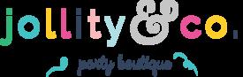 Jollity & Co brand logo
